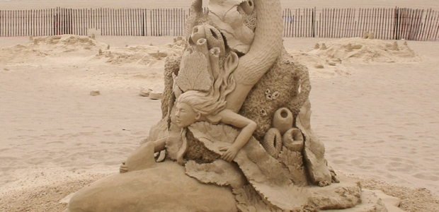 Hampton Beach Sand Castle Competition