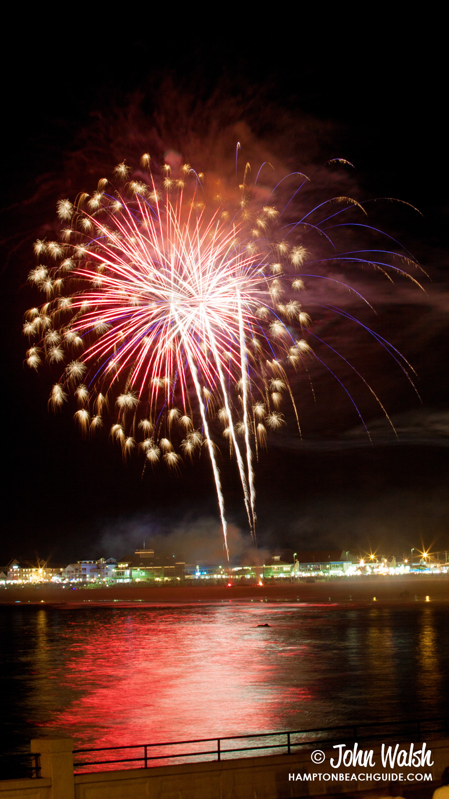 Fireworks Hampton Beach Entertainment Amp Destination Guide