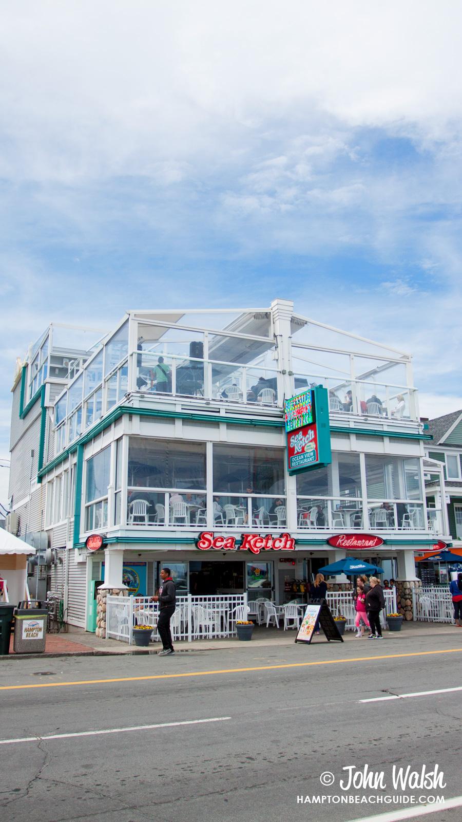Hampton Beach Nh Sea Ketch 0025a