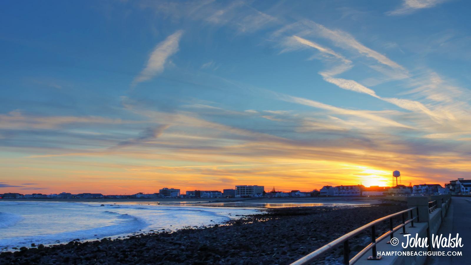 hampton-beach_nh_winter-sunset