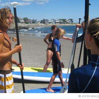 Paddleboarding at hampton beach nh hampton beach for Hampton beach deep sea fishing