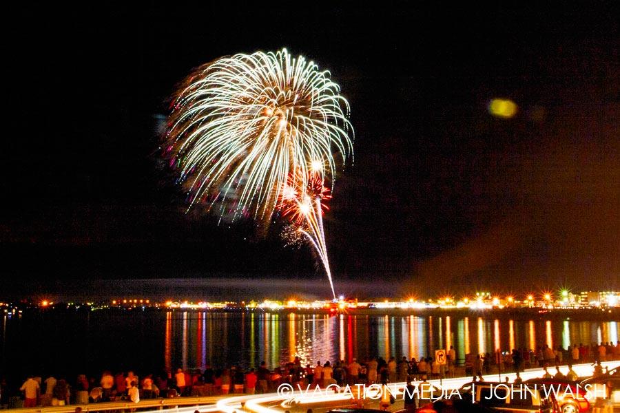Hampton Beach Nh Fireworks